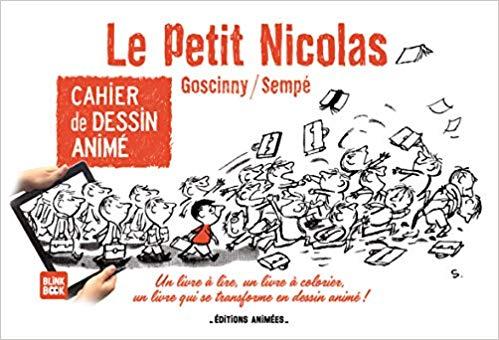 Coloriage Dessin Anime 2019.Cahier De Dessin Anime Le Petit Nicolas 14 Mars 2019 De Jean